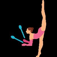 05 gymnastik vectorstock 8653850