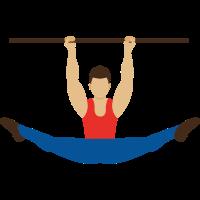 03 gymnastik vectorstock 8871520