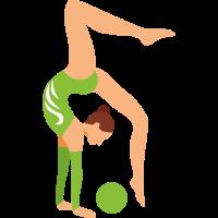 03 gymnastik vectorstock 8653850