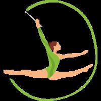 11 gymnastik vectorstock 8653850