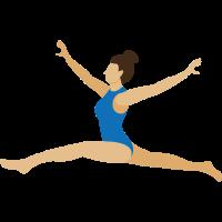 08 gymnastik vectorstock 8871520