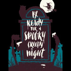 Halloween-Einladung
