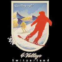 4 Täler, Schweiz