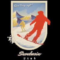 Schneebassin, Utah