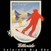 Telluride, Colorado Big Sky, Montana