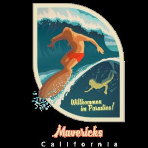 Mavericks, Kalifornien, Vereinigte Staaten von