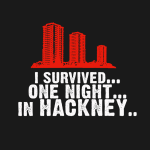 i_survived_one_night_in_hackney_badge