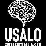 Brain, use it - white on black
