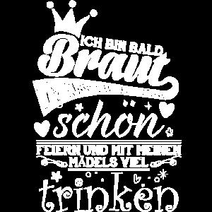 Shirt für Junggesellinnenabschied , Junggesellin
