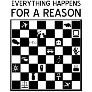 Lost everything happens for a reason