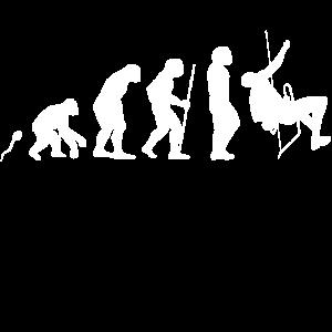 Alpinist Evolution Fun Shirt
