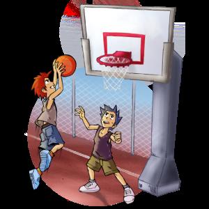 Manga Basketball Boys