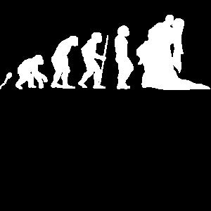 Ehe Evolution Fun Shirt
