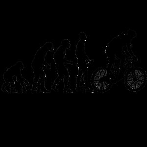 Human Evolution Mountainbike