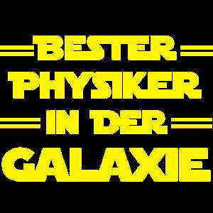 Bester Physiker in der Galaxie