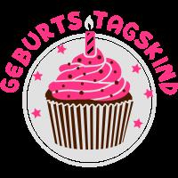 Geburtstagskind Muffin