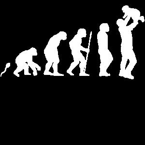 Dad Evolution Fun Shirt