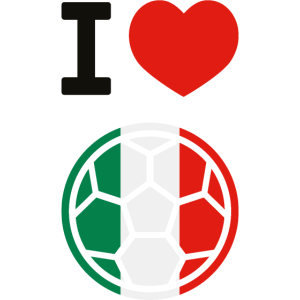 Ich liebe italienischen Fußball