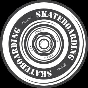 Sport vectorstock 2498833 Skateboard Rad 03