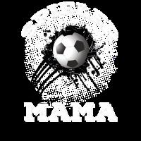 Spieler Mama Fussball