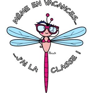 Libellule J'ai La CLASSE WT