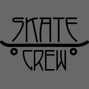 Skatecrew byKane, main Logo