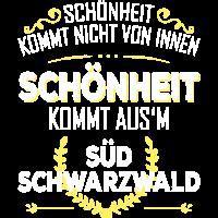 Schoenheit kommt aus´m Suedschwarzwald