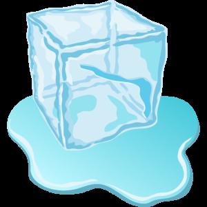 Eiswürfel Motiv/ Designer