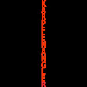 KARPFENANGLER Carp Fisher Design