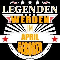 Legenden im April 3