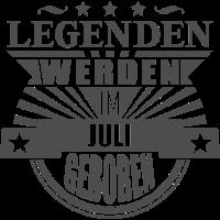 Legenden im Juli 1