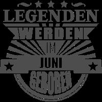 Legenden im Juni 1