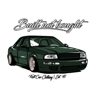 Built not bought - Kult Car Clothing