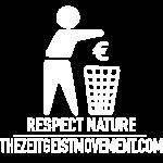 respect nature white