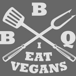 Barbecue je mange végétaliens