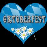 Wiesn Herz Oktoberfest
