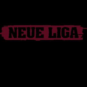 Eine neue Liga ist wie ein neues Leben