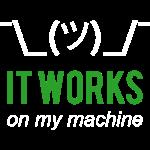 It works on my machine CG