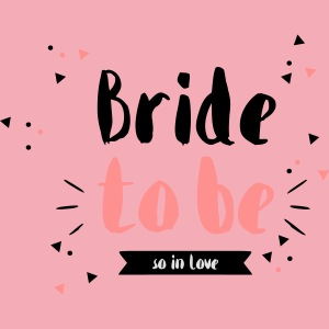 Bridetobe Wimpeldesign