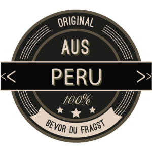 Original aus Peru 100%