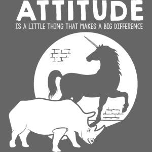 Attitude - Rhino