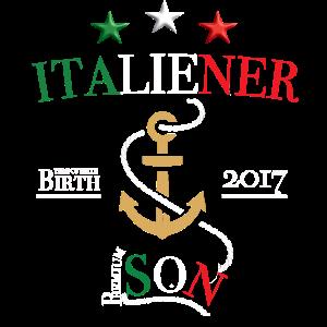 Italien Anker Premium Sohn 2017