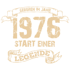 Geboren im Jahr 1976. Start einer Legende!