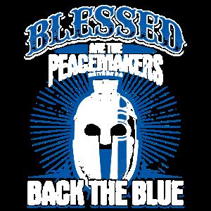 Peacemaker - Blue Line - EN