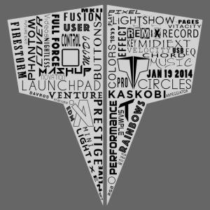 Word Logo // Kaskobi