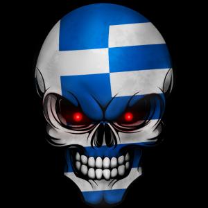 Totenkopf Griechenland