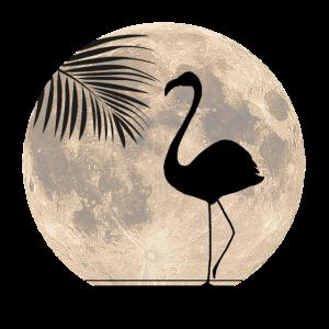 flamingo mond