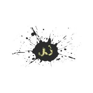 JU spray logo