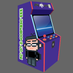 Game Booth Arcade Logo