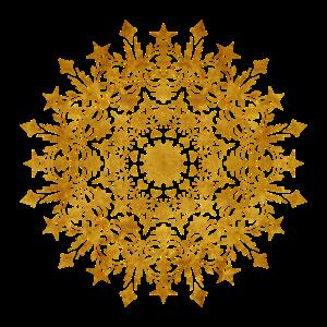 Mandala - Die Krone